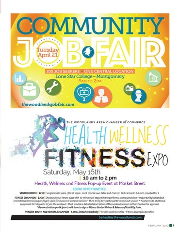 Page 5 of Health, Wellness & Fitness Expo