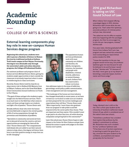 Page 26 of Academic Roundups