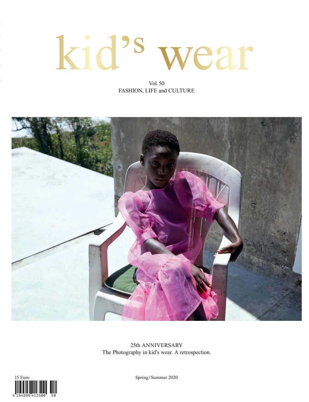 Kid S Wear Magazine Vol 50 By Kid S Wear Magazine Issuu