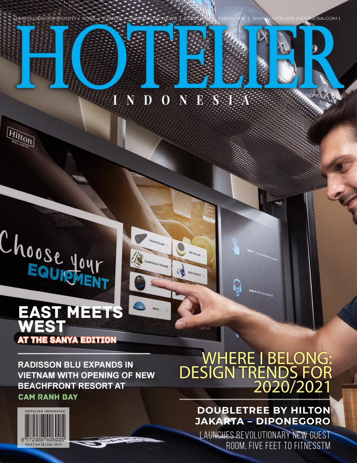 Hotelier Indionesia Edition 43 By Hery Sudrajat Issuu