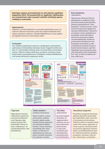 Page 5 of 10. Piirrä eri lukumääriä taululle
