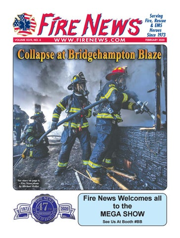 Does The Sag Harbor Fire Dept Collect Toys For Christmas 2020 Fire News Long Island, February 2020 edition by Fire News   issuu