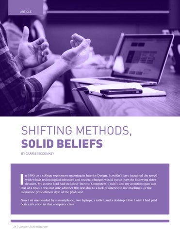 Page 28 of Shifting Methods, Solid Beliefs