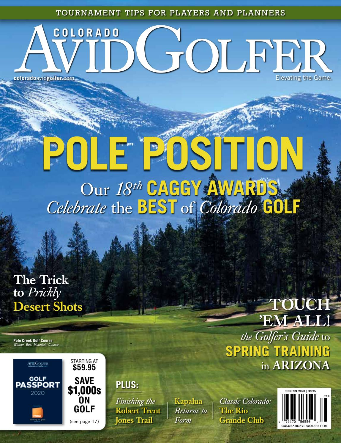 2020 Spring Colorado Avidgolfer Magazine By Colorado Avidgolfer Issuu The official website of the mrs. 2020 spring colorado avidgolfer