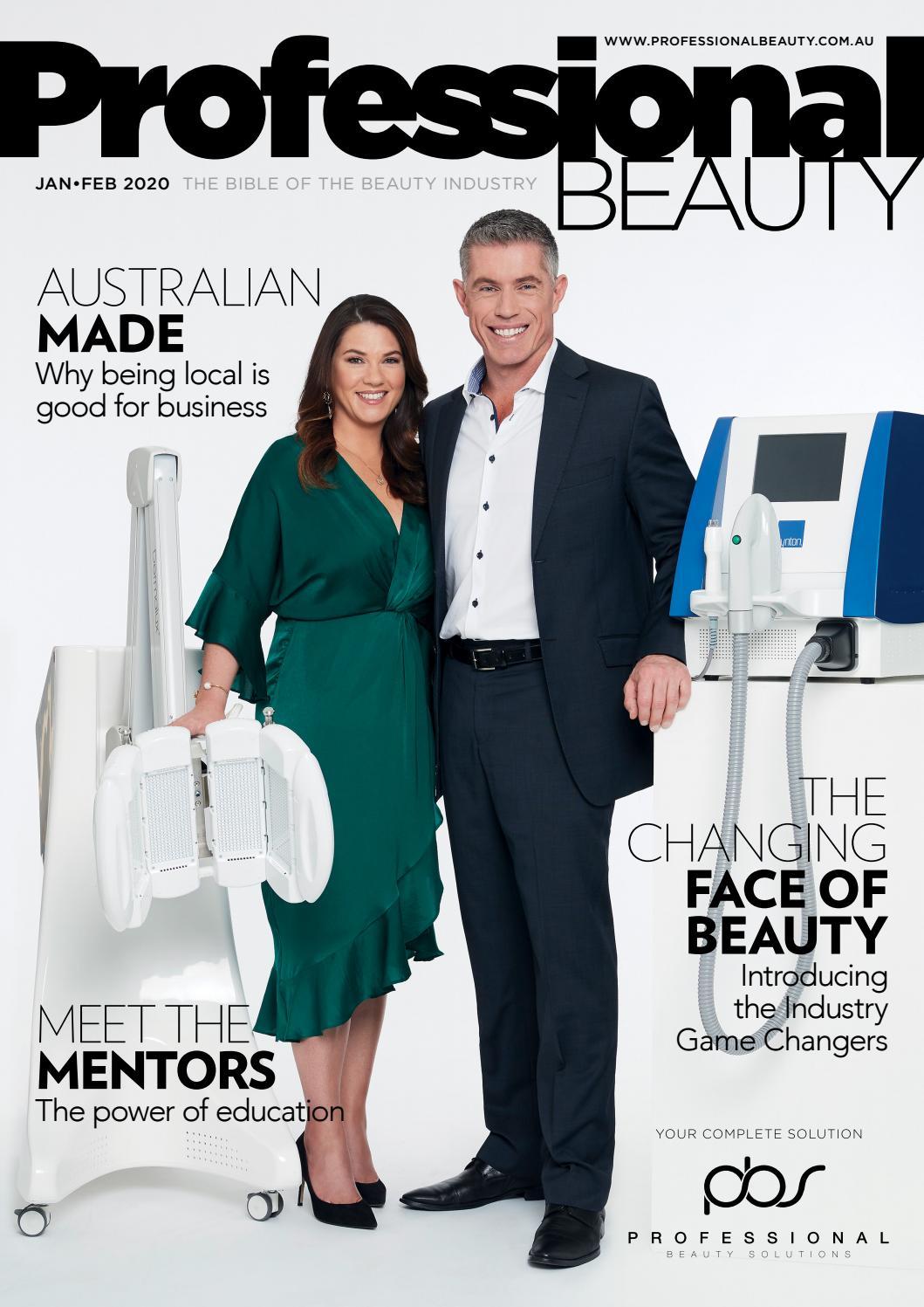 Professional Beauty January February 2020 By The Intermedia Group
