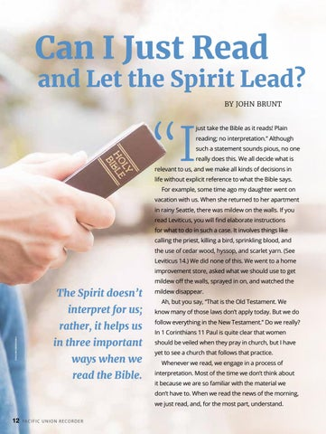 Page 12 of Can I Just Read and Let the Spirit Lead?
