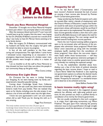 Page 4 of Letters to the Editor