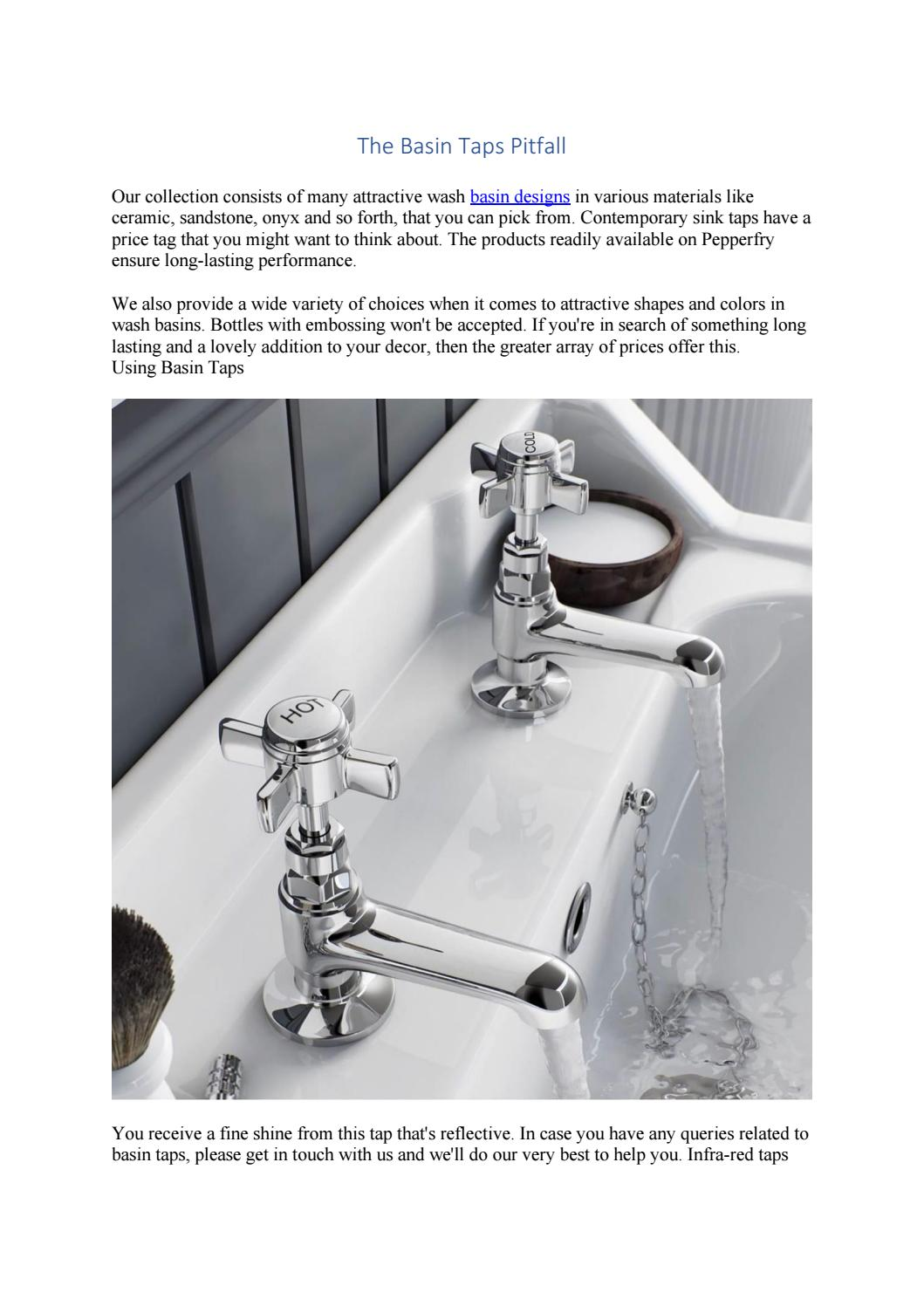 Bathroom Basin Taps Online