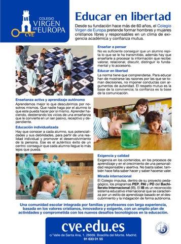 Page 27 of Guía de colegios curso 2020/21