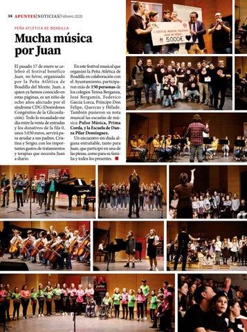 Page 38 of Peña Atlética: mucha música por Juan