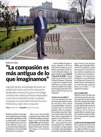 Page 48 of Entrevista: Roberto Sáez, antropólogo