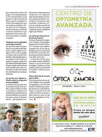 Page 49 of Entrevista: Roberto Sáez, antropólogo