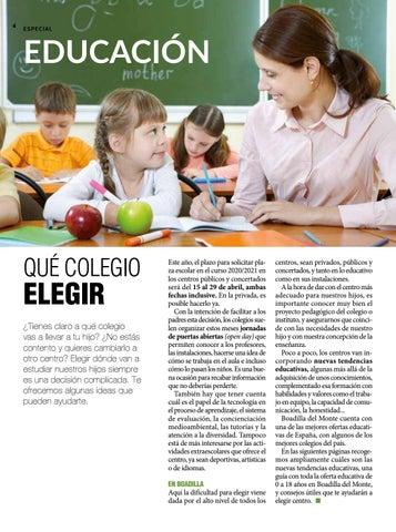 Page 4 of Qué colegio elegir