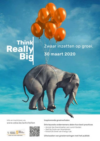 Page 30 of Think Really Big en andere netwerkactiviteiten