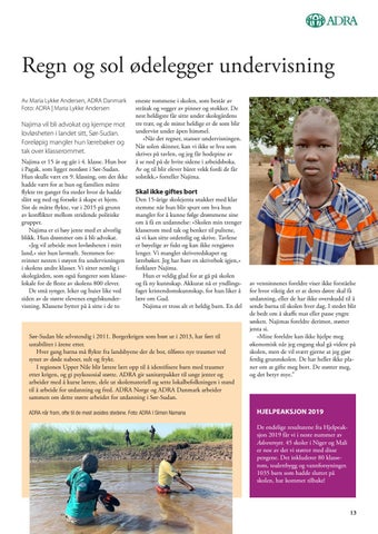 Page 13 of ADRA