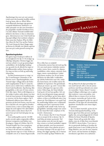 Page 25 of Er Gud troverdig?