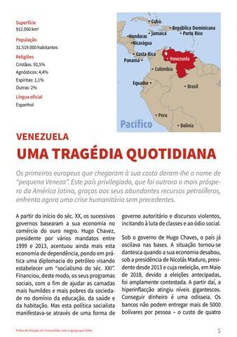 Page 5 of VENEZUELA UMA TRAGÉDIA QUOTIDIANA