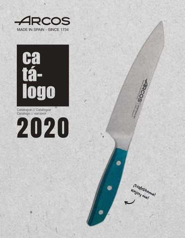 350 mm f.display Cuchillo jamonero flexible Arcos 2900