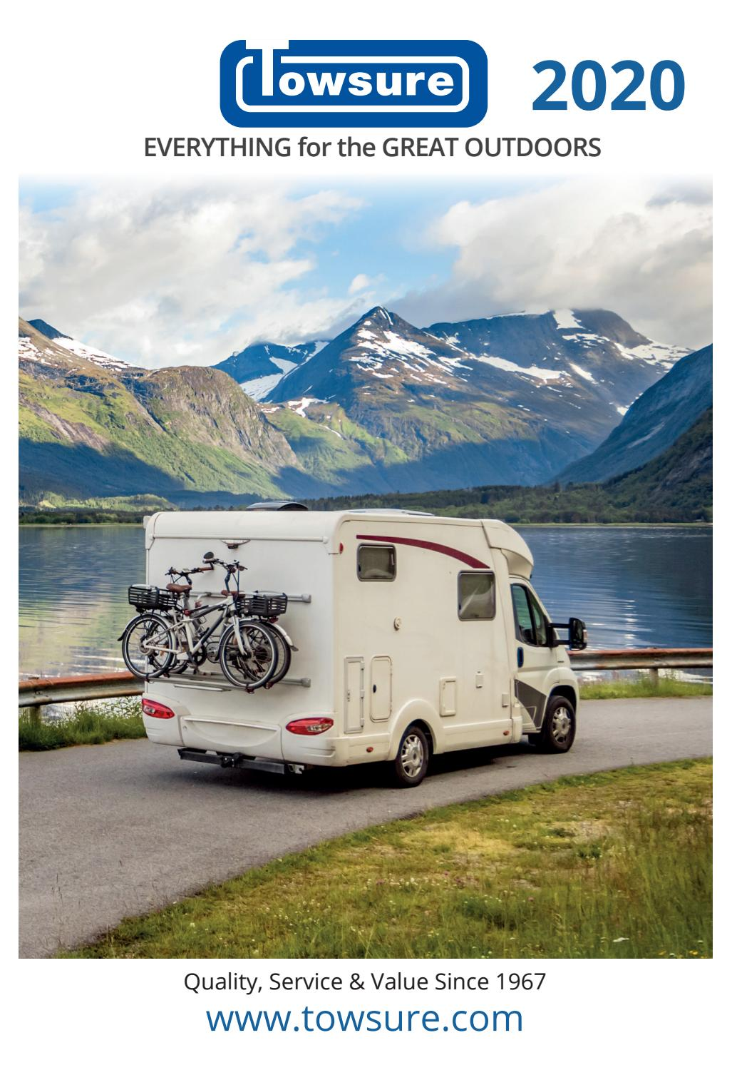 Caravan Camper W4 Towel Ring