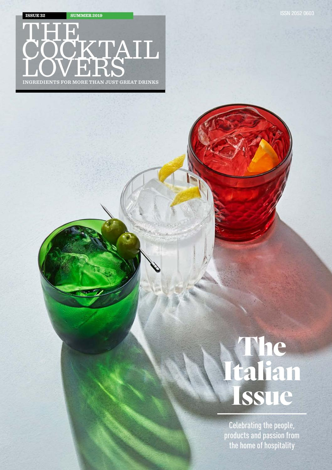 The Cocktail Lovers Magazine Issue 32 Summer 2019 By The Cocktail Lovers Issuu