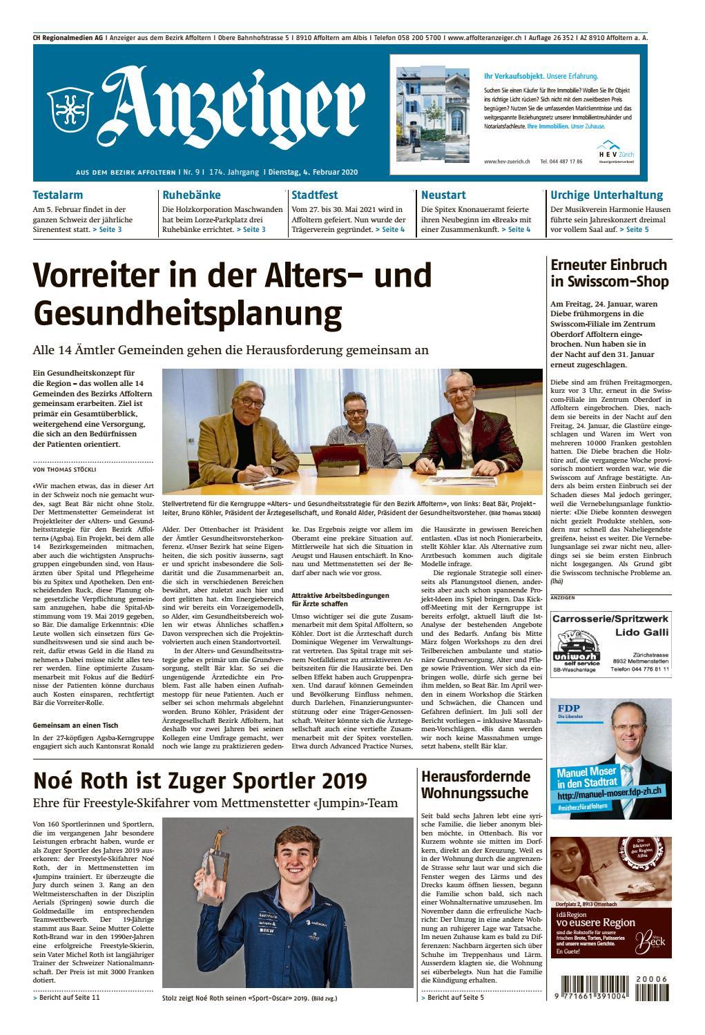 Wettswil aktiv 2/2018 - Gemeinde Wettswil