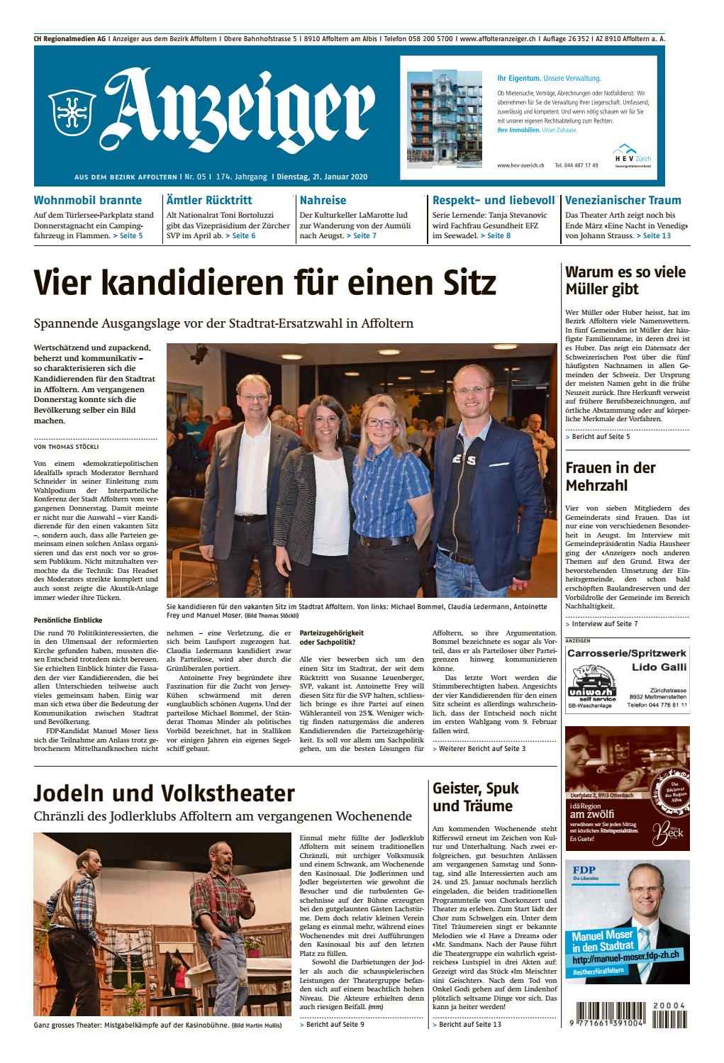 Brandstifter von Merenschwand soll in U-Haft - Radio Top
