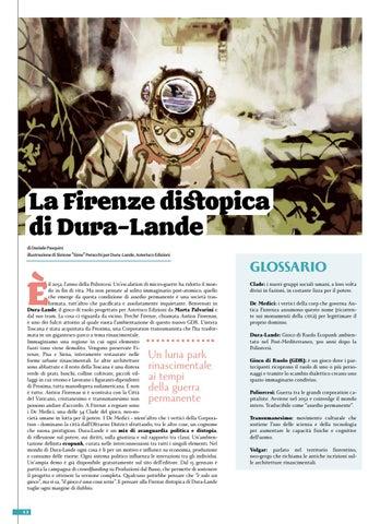 Page 12 of La Firenze distopica di Dura-Lande