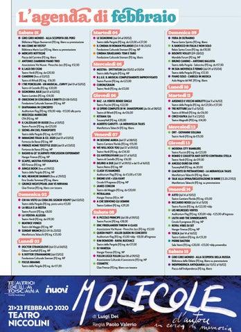 Page 18 of L'agenda di Febbraio