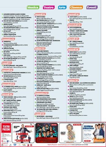 Page 19 of L'agenda di Febbraio