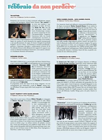 Page 20 of Febbraio da non perdere
