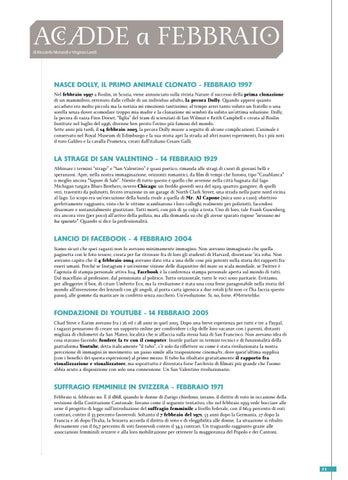 Page 21 of Accadde a febbraio
