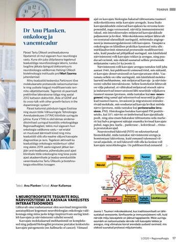 Page 17 of Teadus kliinilise tööga käsikäes