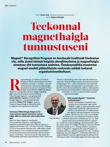 Page 24 of Teekonnal magnethaigla
