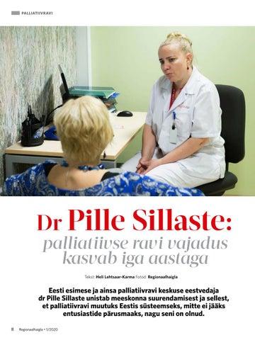 Page 8 of Dr Pille Sillaste: palliatiivse ravi