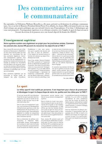 Page 10 of DES COMMENTAIRES SUR