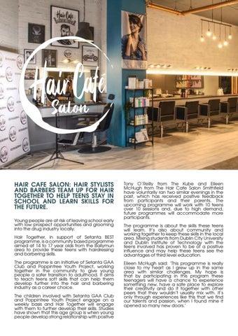 Page 32 of Hair Cafe Salon