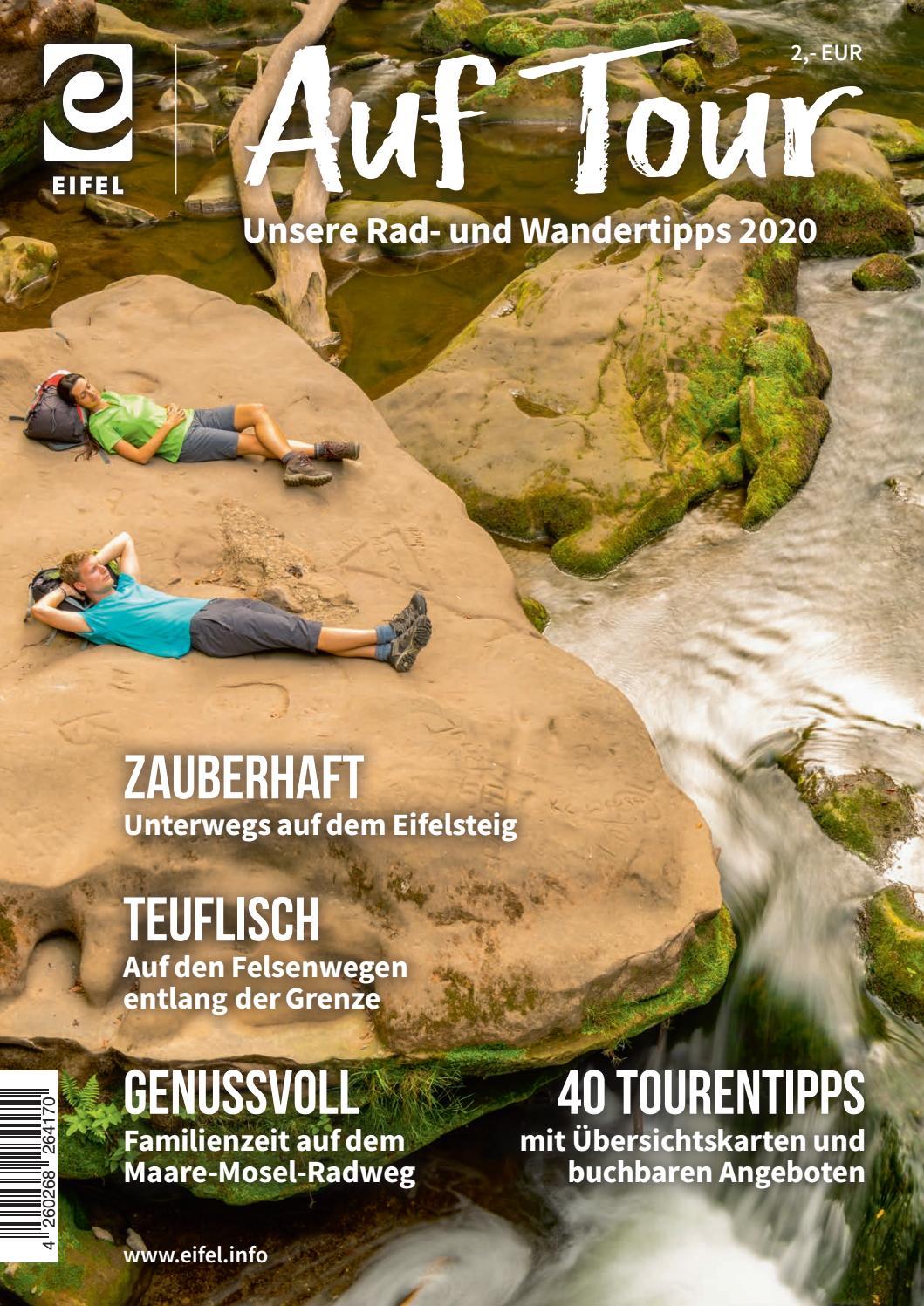 Auf Tour   Unsere Rad  und Wandertipps 21 by Eifel Tourismus ...