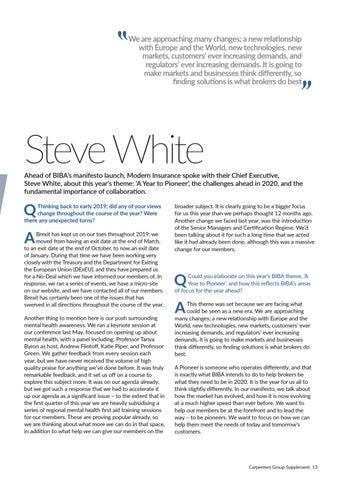 Page 13 of Steve White, BIBA