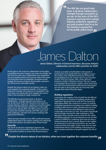 Page 22 of Industry Collaboration with James Dalton, ABI