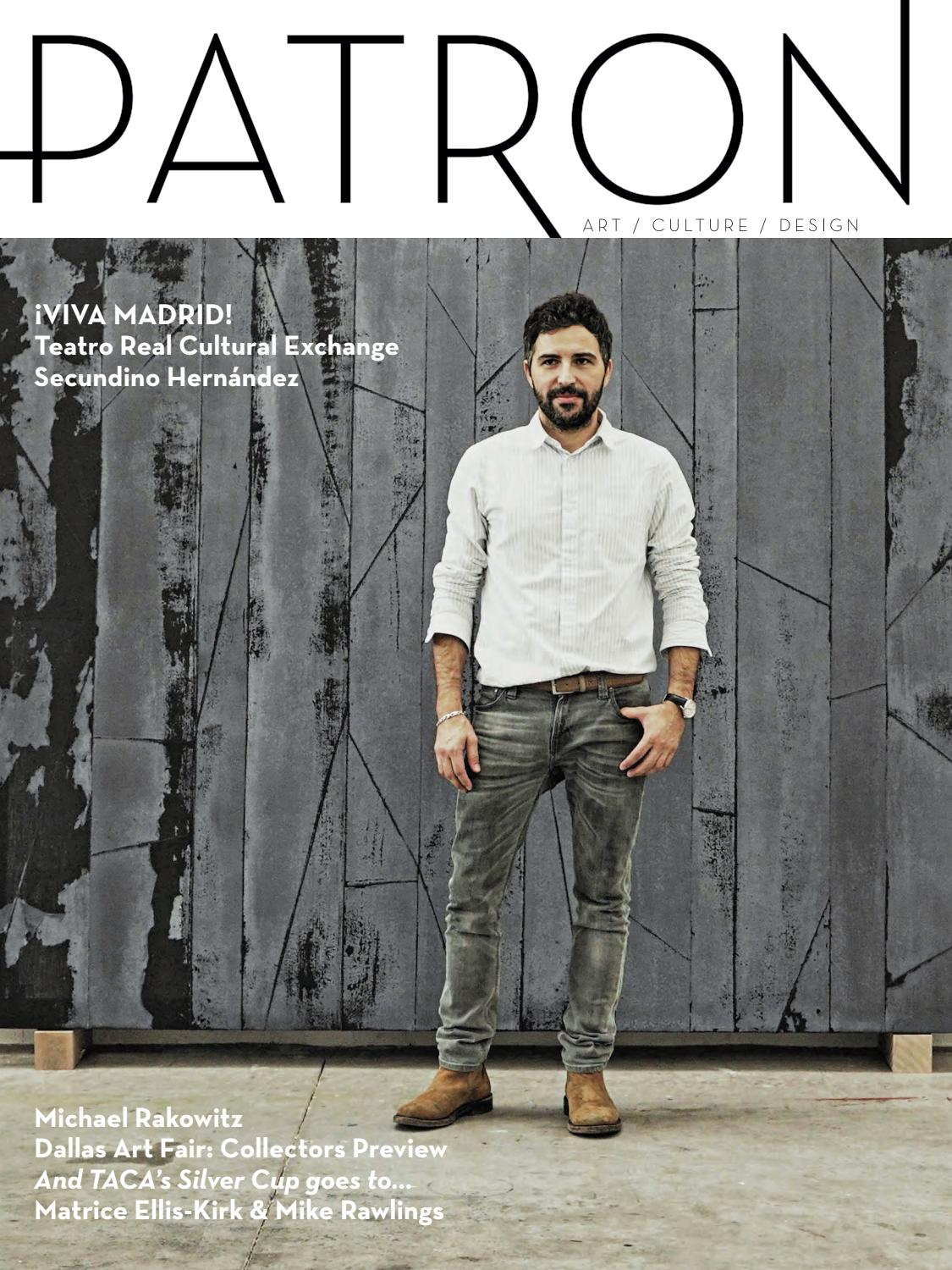 Patron S February March Issue By Patron Magazine Issuu