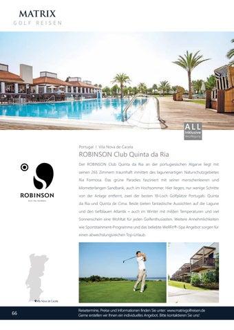 Page 68 of Robinson Club Quinta da Ria