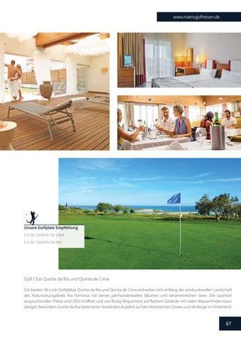 Page 69 of Robinson Club Quinta da Ria