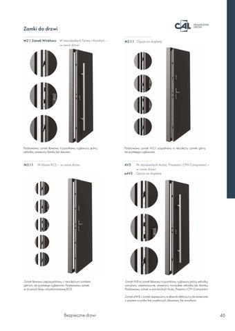 Page 45 of Bezpieczne drzwi
