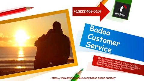 Contact badoo Let me