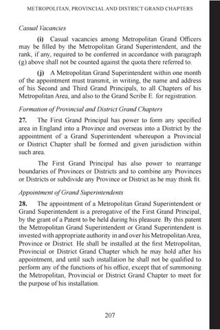 Ugle book of constitutions royal arch