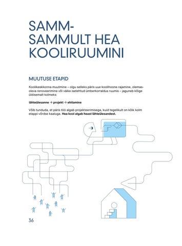 Page 38 of Samm-sammult hea kooliruumini. Kadri Klementi, Katrin Koov, Terje Ong