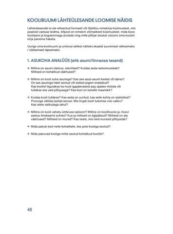 Page 50 of Kooliruumi lähteülesande loomise näidis