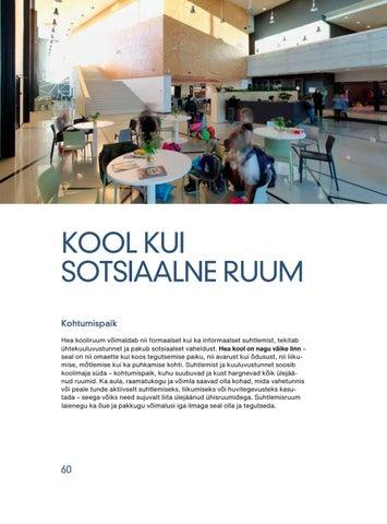 Page 62 of Kool kui sotsiaalne ruum