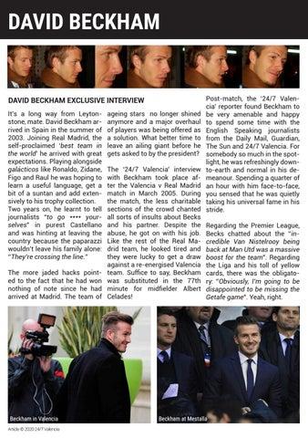 Page 12 of DAVID BECKHAM
