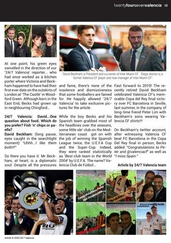Page 13 of DAVID BECKHAM